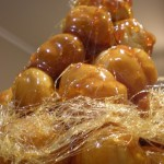 The Glorious Croquembouche
